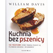 KUCHNIA BEZ PSZENICY William Davis