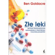 ZŁE LEKI Ben Goldacre